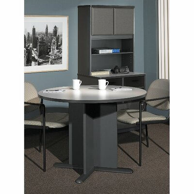Series A 29.803 x 23.54 W Desk File Pedestal Finish: Slate