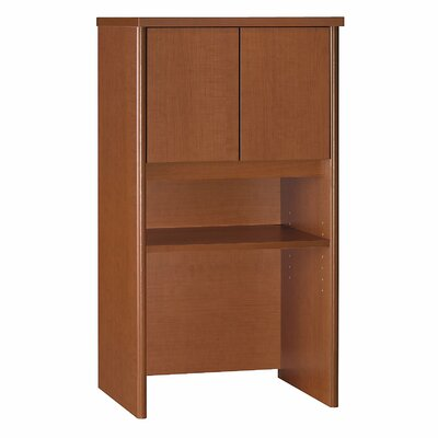 Series C 43.01 H x 23.54 W Desk Hutch Finish: Auburn Maple