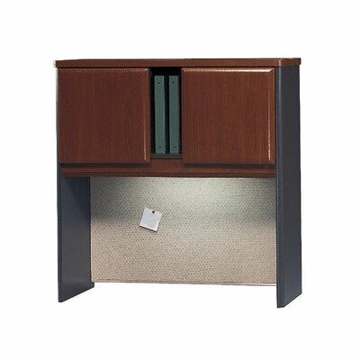 Series A 36.5 H x 35.5 W Desk Hutch Finish: Hansen Cherry