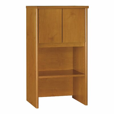 Series C 43.01 H x 23.54 W Desk Hutch Finish: Natural Cherry
