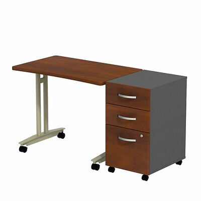 Series Adjustable Height Mobile Table Hansen picture