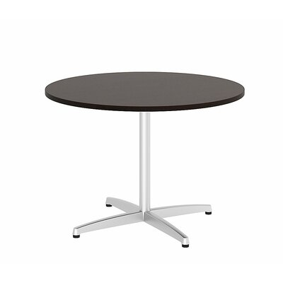 Circular 29.66H x 41.38W x 41.38L Conference Table Top Finish: Mocha Cherry