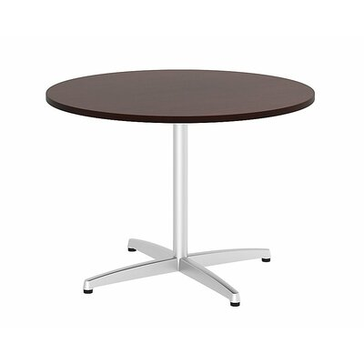 Circular 29.66H x 41.38W x 41.38L Conference Table Top Finish: Harvest Cherry