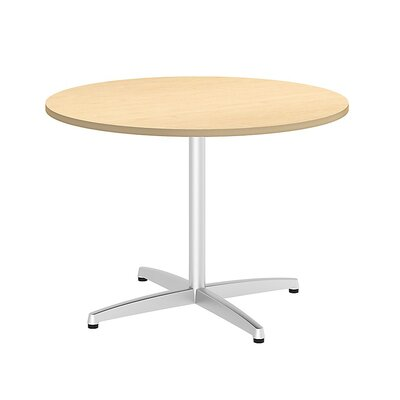 Circular 29.66H x 41.38W x 41.38L Conference Table Top Finish: Natural Maple