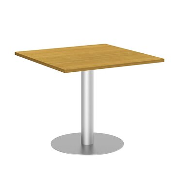 3 Square Conference Table Top Finish: Modern Cherry