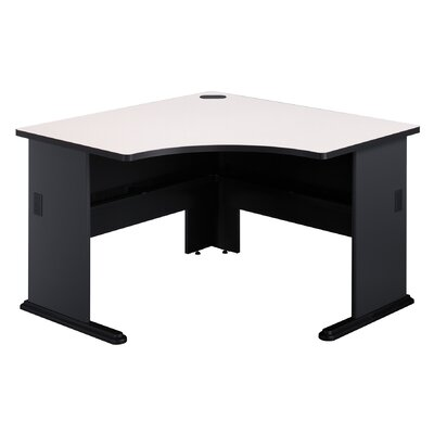 Series A Corner Desk Shell Finish: Slate Product Photo 1232