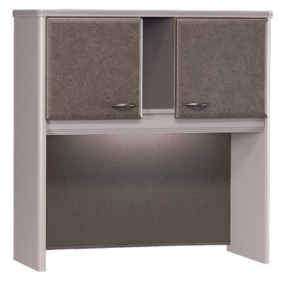 Series A: Desk Hutch Finish: Pewter Product Photo 1026