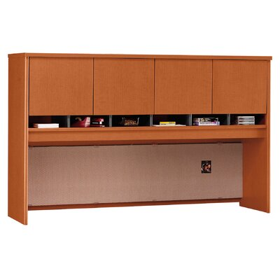 Series C 43 H x 71 W Desk Hutch Finish: Autumn Maple