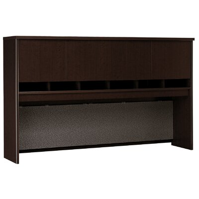 Series C 43 H x 71 W Desk Hutch Finish: Natural Cherry