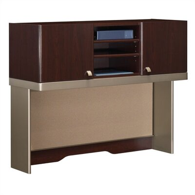 Quantum 37.125 H x 47.25 W Desk Hutch Finish: Harvest Cherry