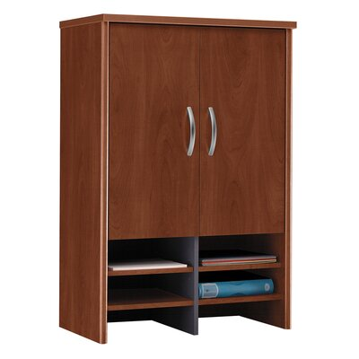 Series C 43 H x 30 W Desk Hutch Finish: Mahogany