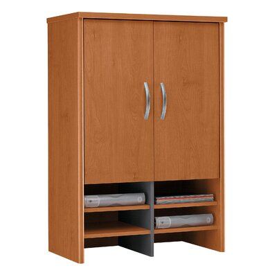 Series C 43 H x 30 W Desk Hutch Finish: Natural Cherry