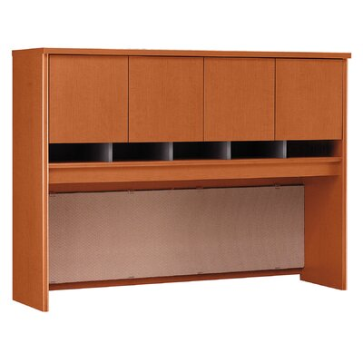 Series C 43 H x 60 W Desk Hutch Finish: Autumn Cherry