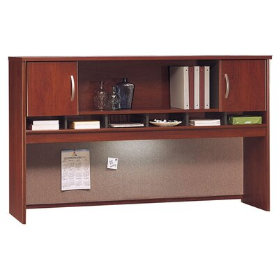Series C 43 H x 71 W Desk Hutch Finish: Hansen Cherry
