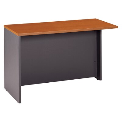 Series C 29.875 H x 48 W Left Desk Return Finish: Autumn Cherry