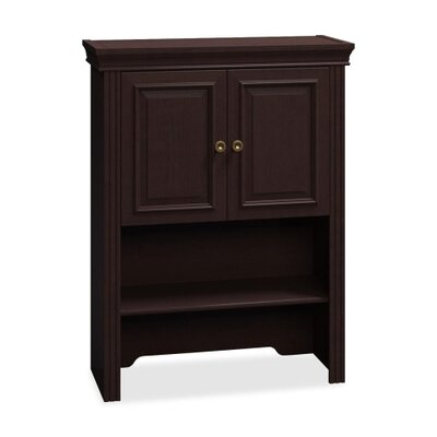 Syndicate 41.25 H x 32 W Desk Hutch Finish: Mocha Cherry