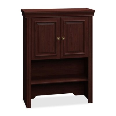 Syndicate 41.25 H x 32 W Desk Hutch Finish: Harvest Cherry