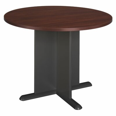 Fairplex 35 Circular Conference Table Finish: Hansen Cherry