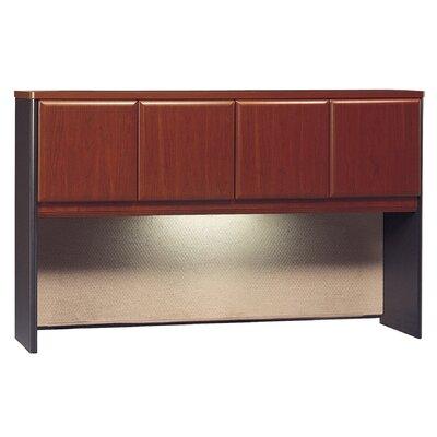 Series A 36.5 H x 59.625 W Desk Hutch Finish: Hansen Cherry