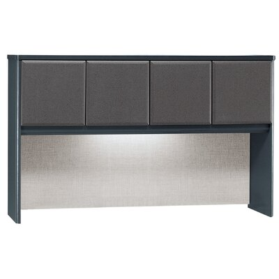 Series A 36.5 H x 59.625 W Desk Hutch Finish: Slate