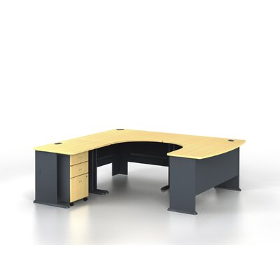 Series A U-Shape Desk Office Suite Product Photo 118