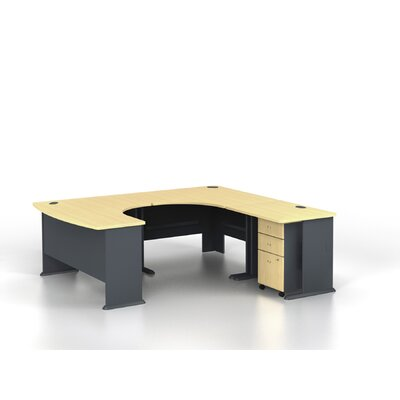 Series A U-Shaped Desk Office Suite Product Photo 118