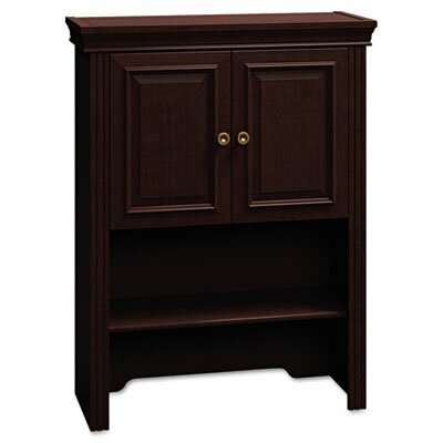 Syndicate 47 H x 36.5 W Desk Hutch Finish: Mocha