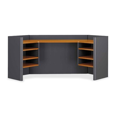 Series A Expandable 3.69 H x 26.5 W Corner Hutch Product Photo 1021