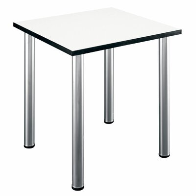 28.5 W Aspen Training Table Tabletop Finish: White Spectrum