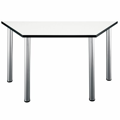 56.75 W Aspen Training Table Tabletop Finish: White Spectrum