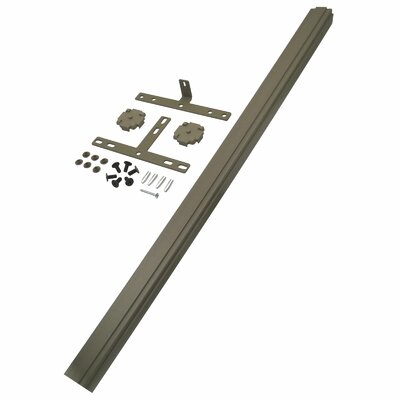 ProPanel High/Low 3 Way Connector Color: Taupe