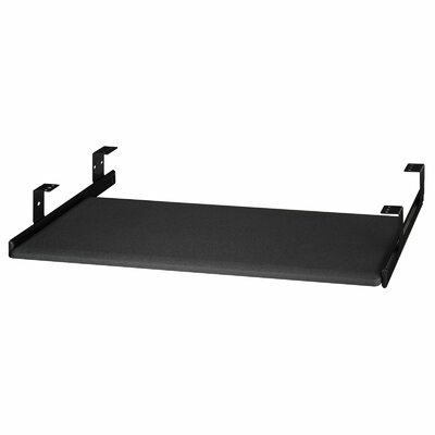 4 H x 30 W Desk Keyboard Tray