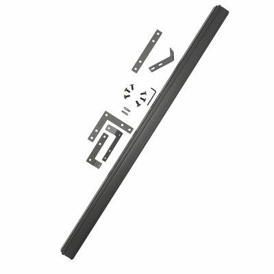 ProPanel High/Low Connector Kit Finish: Light Gray/ Slate