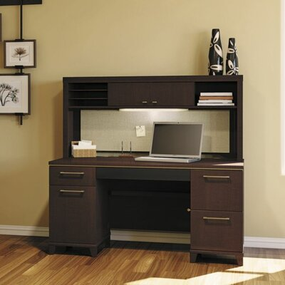 Double Pedestal Desk Office Suite Enterprise Product Picture 494