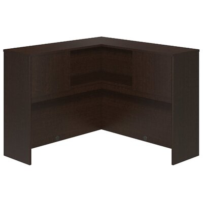 Series C Elite 36.06 H x 47.09 W Desk Hutch Finish: Mocha Cherry