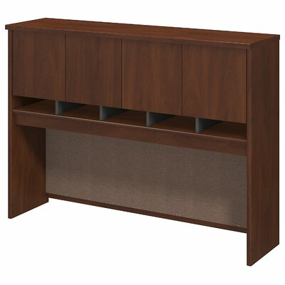 Series C 43 H x 60 W Desk Hutch Finish: Hansen Cherry