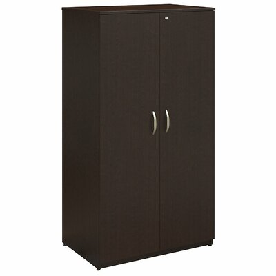 Series C Elite Armoire Color: Mocha Cherry