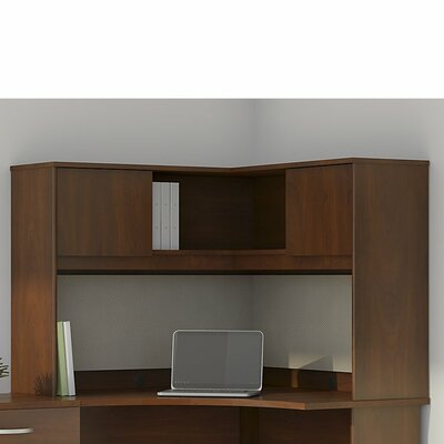 Series C Elite 36.06 H x 47.09 W Desk Hutch Finish: Hansen Cherry