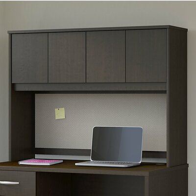 Series C Elite 36.02 H x 47.09 W Desk Hutch Finish: Mocha Cherry