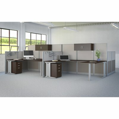 Office in an Hour U-Shape Desk