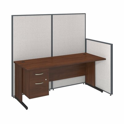 ProPanel 2 Piece Desk Office Suite Finish: Light Gray