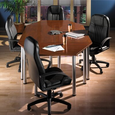 Bush Business Furniture 56.75\ W Aspen Training Table