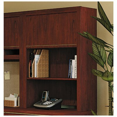 Enterprise 41.71 H x 30 W Desk Hutch Finish: Harvest Cherry