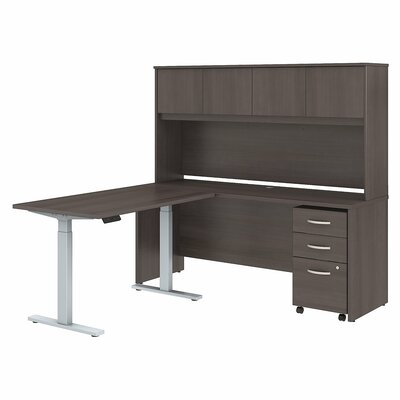 Studio L Shaped Desk Office Suite Product Picture 1551