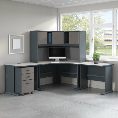A L Shape Desk Office Suite Series Product Picture 494