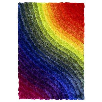 Rainbow Area Rug