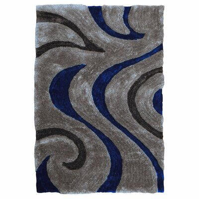 Electric Blue Area Rug