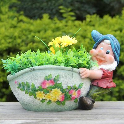 Resin Statue Planter SNF91201
