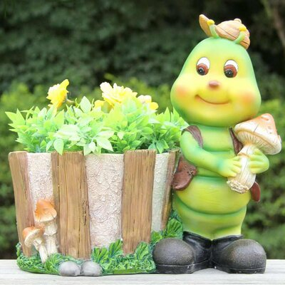 Resin Statue Planter SNF50012-1