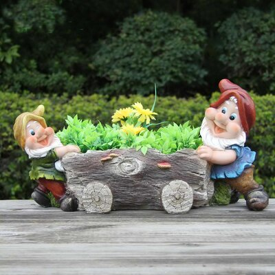 Resin Statue Planter SNF91207